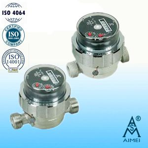 Drinking Water Measuring Instrument Dry Type Water Meter pictures & photos