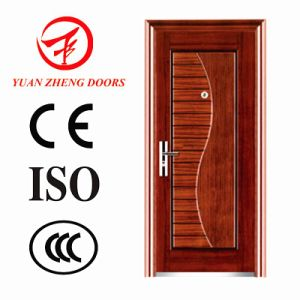 Hot Sell Design Iron Security Door pictures & photos