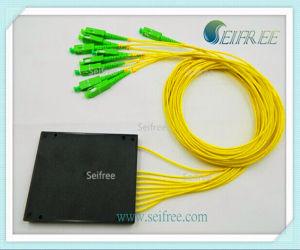 1X8 Optical Fiber PLC Splitter (fiber optic splitter) pictures & photos