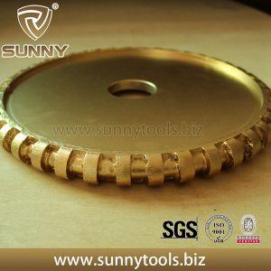 Diamond Profilling Wheel with Silent Nylon Core pictures & photos