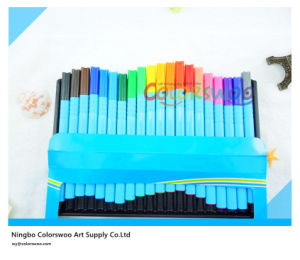 12 PCS Triangular Sharp Water Color Pen for Kids and Students pictures & photos