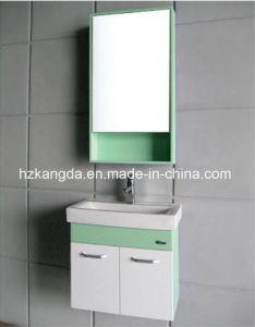 PVC Bathroom Cabinet/PVC Bathroom Vanity (KD-297A) pictures & photos