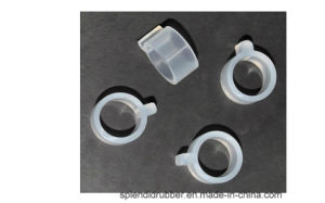 FDA Approved Silicone Rubber Parts pictures & photos