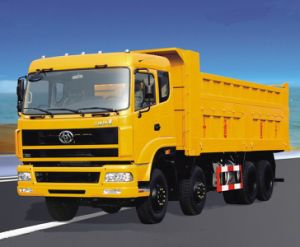 camion- 8X4 avec Cummins Engine
