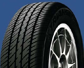 三角形のRadial PCR Tire - 145r12lt