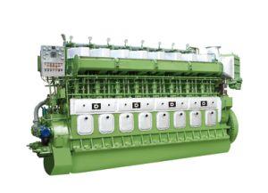 Avespeed Ga8300 1471kw-2206kw Medium Speed Marine Diesel Compressed Air Engine