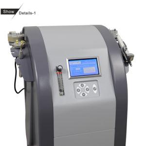 Machine Micro-Actuelle anti-vieillissement et de l'oxygène de beauté pour des soins de la peau (OxyBioLight)
