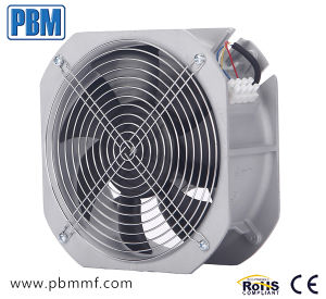 225X80mm Fan DC Axial