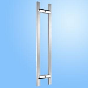 Punho de porta de vidro do aço inoxidável para a porta (FS-1867)