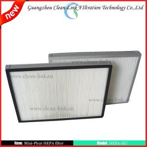 De Filter van de dicht-plooi/Geplooide Filter HEPA