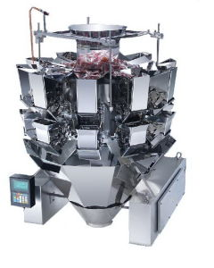 2.5L Double Door 10 Heads Multihead Weigher