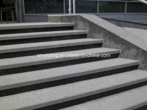 polissage naturel l 39 ext rieur des marches en pierre des escaliers en granit yqc s1002. Black Bedroom Furniture Sets. Home Design Ideas