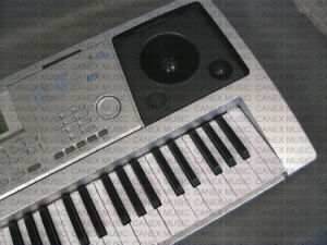 Clavier électronique de clavier/clavier avec USB (EK-2176)