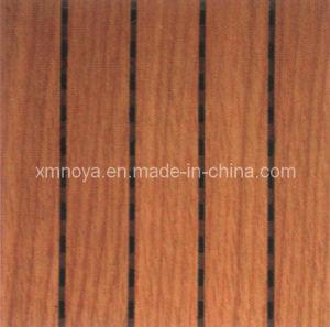 el mejor tablero acstico de madera decorativo realizado de la pared para el material de construccin