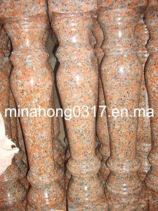 Granito de piedra de m rmol barandilla de balaustres valla granito de piedra de m rmol - Balaustres de piedra ...