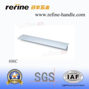 Poignée en aluminium de meubles de matériel (L-406C)