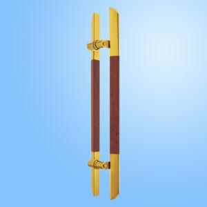 Punho de vidro da tração da porta (FS-1834)