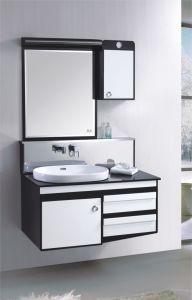 PVC浴室の虚栄心のキャビネット(317)