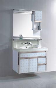 PVC浴室Cabinet/Bathroomの家具(371)
