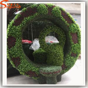 fournisseur professionnel de jardin artificiel am nageant l 39 art topiaire en parc fournisseur. Black Bedroom Furniture Sets. Home Design Ideas