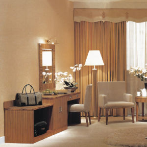Ensemble de chambre à coucher luxueux d'hôtel (EMT-A0668)