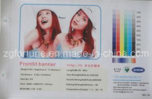 Bandeira 510g 300D*500D/18*12 do cabo flexível do PVC