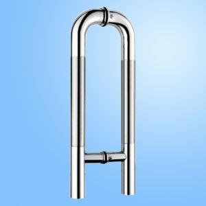 Punho de vidro da porta Handle/Pull (FS-1865)