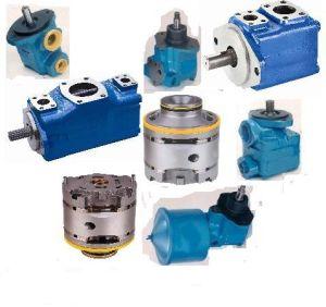 Pompe de palette de Vickers et moteur à haute pression de palette
