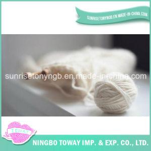 100% luvas de algodão Cross Stitch linha de lãs de confecção de malhas de fios
