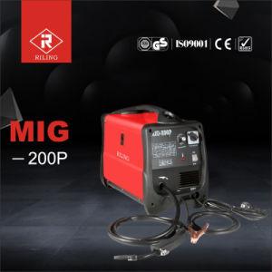 Soldador do MIG do gás de Gas/No com Ce (MIG-175P/195P/200P)