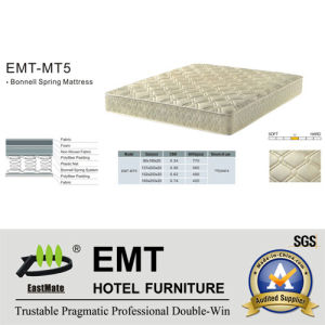 Matelas de chambre à coucher d'hôtel de bonne qualité (EMT-MT5)
