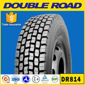 Doppelter Straßen-Reifen, schlauchloser Radial-LKW-Reifen mit Qualität