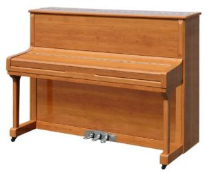 Instruments de musique de piano droit de l'érable 112 de Schumann (EC1)