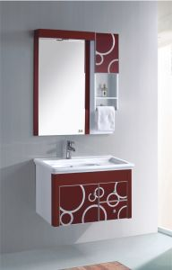 Sanitaryware PVC浴室用キャビネット(312)