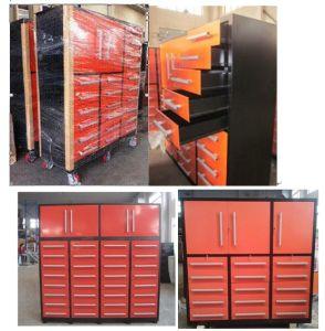 Armário de ferramenta do rolo da gaveta do armazenamento da oficina da garagem