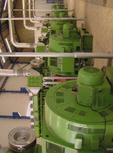 Поколение Электростанции 3mw Hfo (3X1MW) Оборудований Электричества