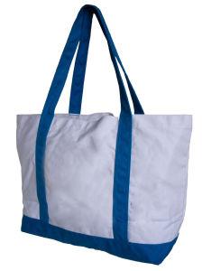 Saco de compra do saco de Tote da lona