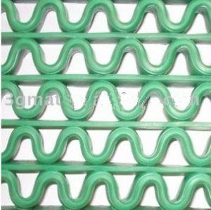 Couvre-tapis antidérapage de PVC S (3G-8B)