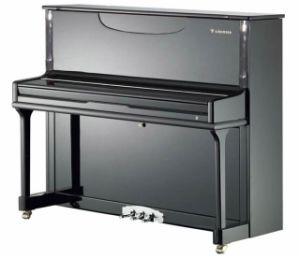 Piano droit E2-121 de Schumann d'instruments de musique avec le système de Digitals silencieux