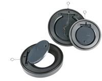 Diamètre de clapet anti-retour de PVC grand
