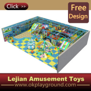 CE enfants Château d'attractions Indoor Playground (T1214-2)