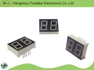 """0.56 """" deux Afficheur LED de segment des chiffres sept (WD03622-C/D)"""