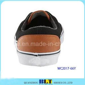 Sapatas ocasionais clássicas novas do estilo da sapatilha
