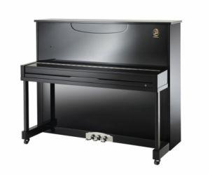 Instruments de musique de piano droit du noir 122 de Schumann (K8)