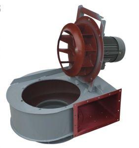 Ventilateur en arrière de ventilateur de la courbe C6-48