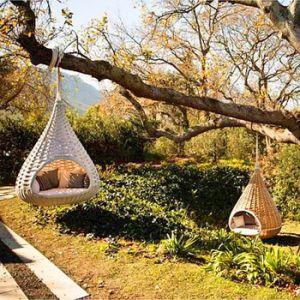 bosque al aire libre jardn playa muebles de saln silla colgante cesta tumbona tumbona cama divn