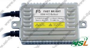Kit CACHÉ lumineux rapide de xénon du début 55W rapide, F-3 F5 F7 35W 55W 70W de ballast de phare