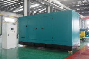 комплект генератора молчком Cummins ряда 1000kw тепловозный с ATS