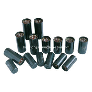 Black Shell Start Capacitors (CD 60)