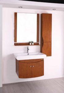 MDFの虚栄心の浴室用キャビネットの浴室の虚栄心(W-109)